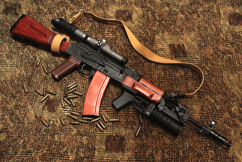 CA AK-74